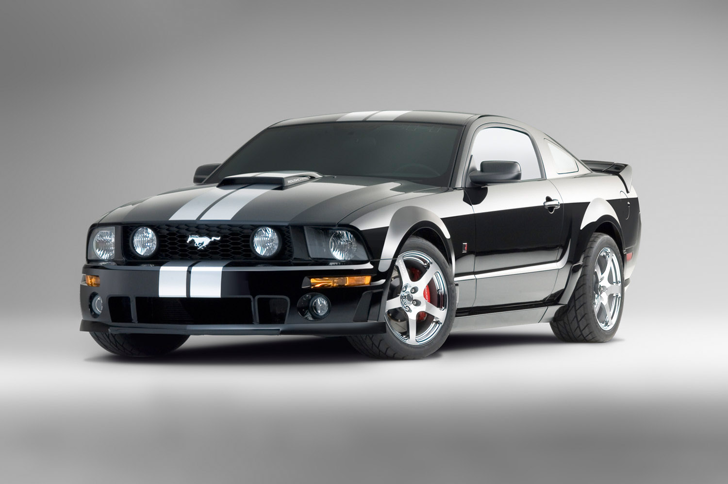 ROUSH Stage 3 Mustang Picture #4