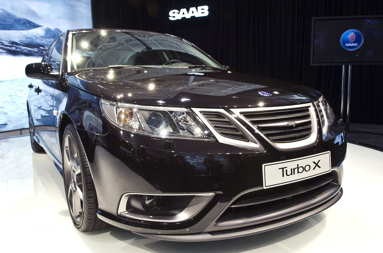 Saab Turbo X Lands In The United States