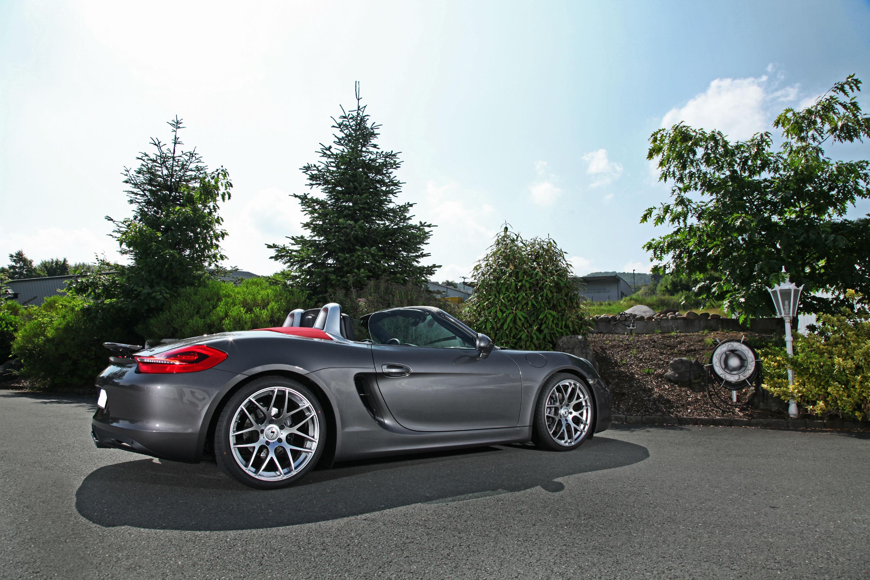 Schmidt Revolution Porsche Boxster Picture 87502