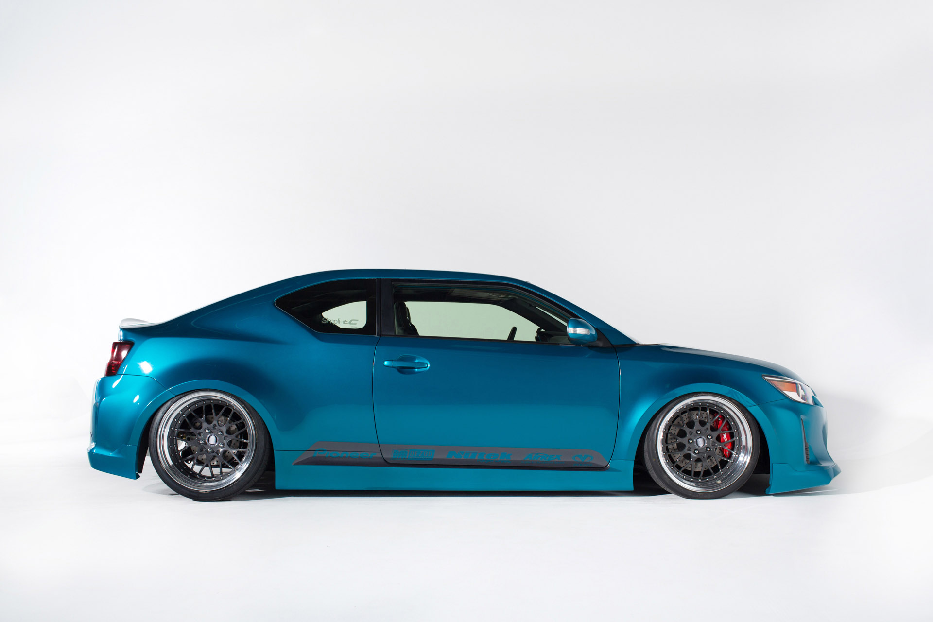 Scion Tuner Challenge Cars Revealed Ahead Of Official ...