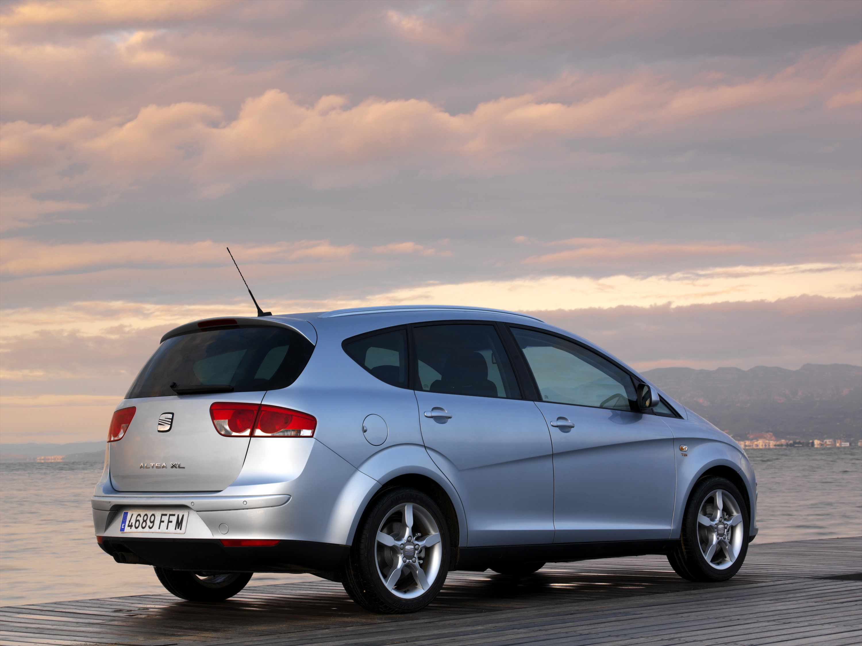 The Seat Altea Is One Of The Most Reliable Models On The