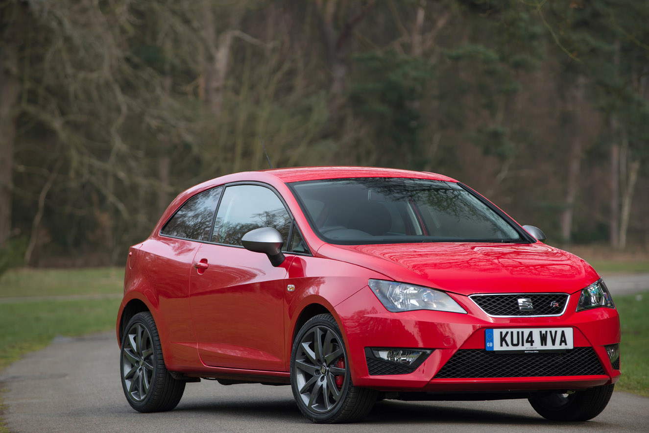 seat ibiza fr edition powered by 1 4 tsi act engine. Black Bedroom Furniture Sets. Home Design Ideas