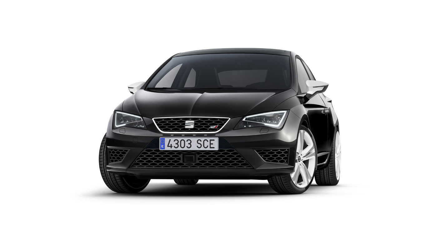 seat leon cupra 280 gets sub8 performance pack. Black Bedroom Furniture Sets. Home Design Ideas