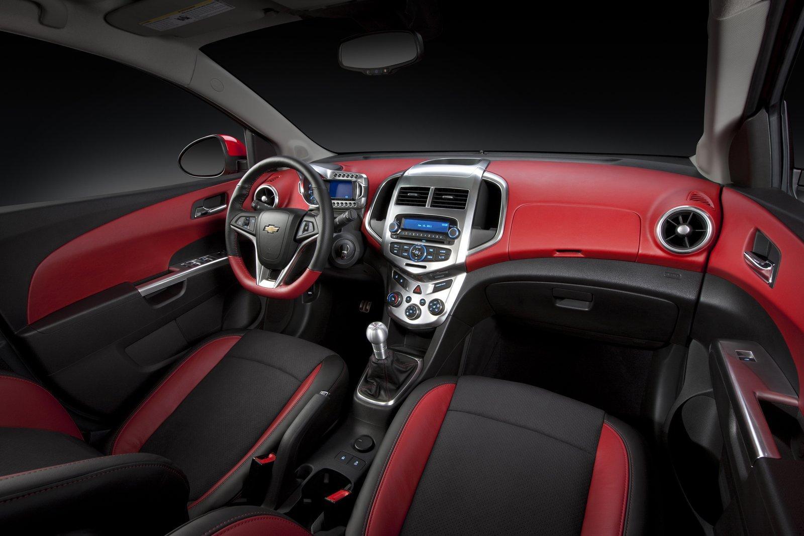 Mclaren P1 Cost >> Chevrolet Sonic Z-Spec Concepts