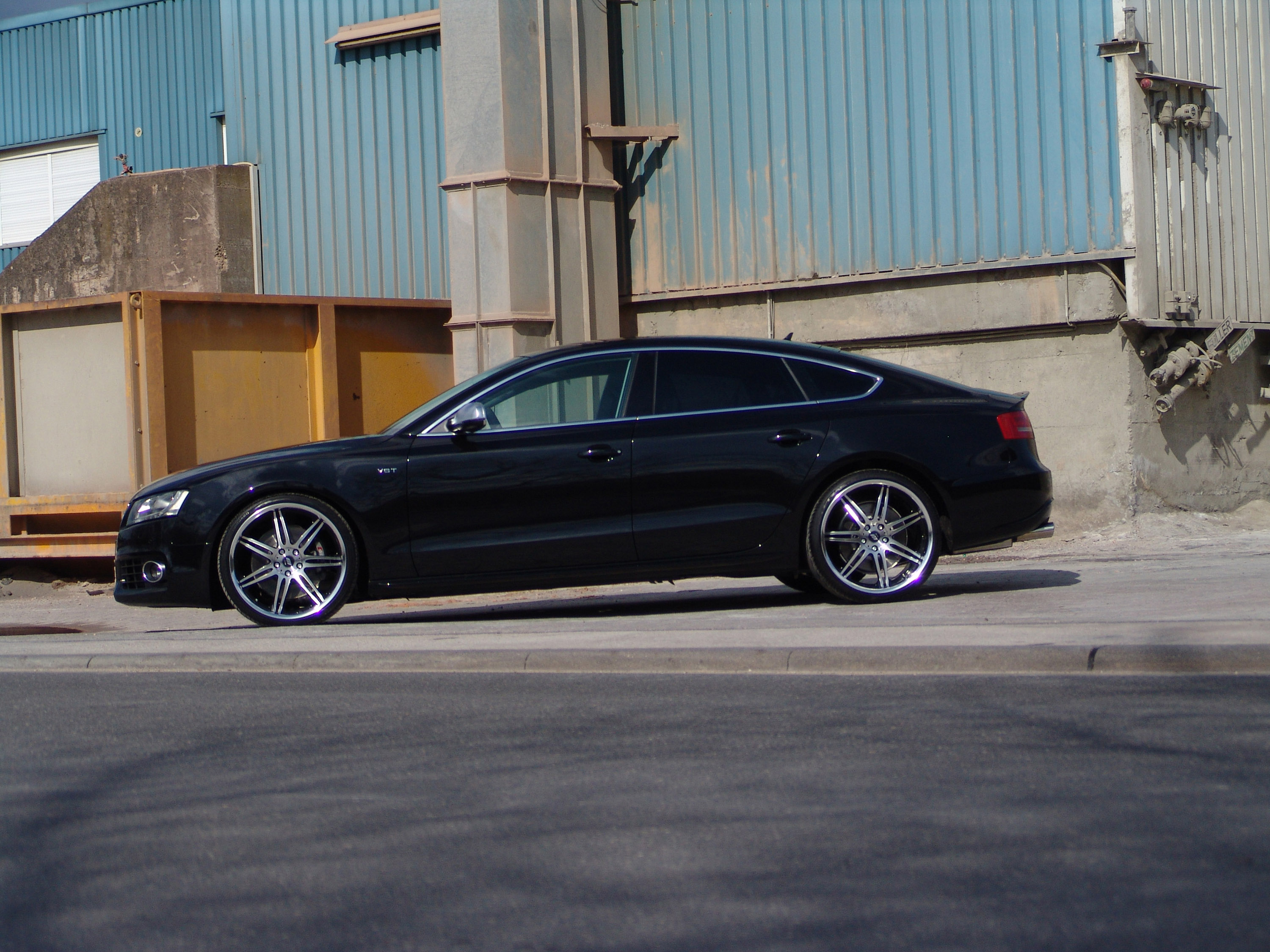 senner tuning 39 s all new audi s5 sportsback conversion. Black Bedroom Furniture Sets. Home Design Ideas