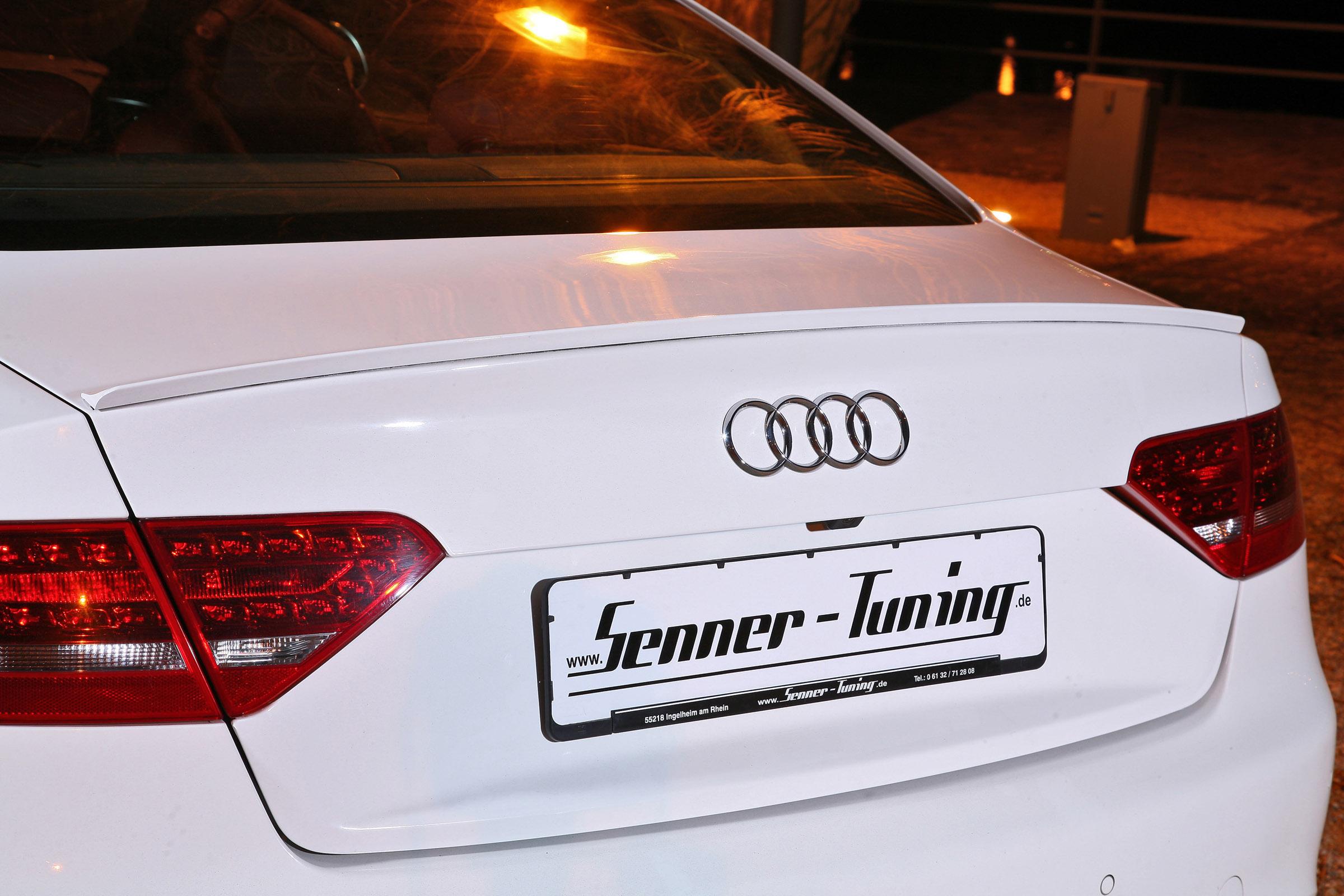 Senner Audi S5 White beast Picture