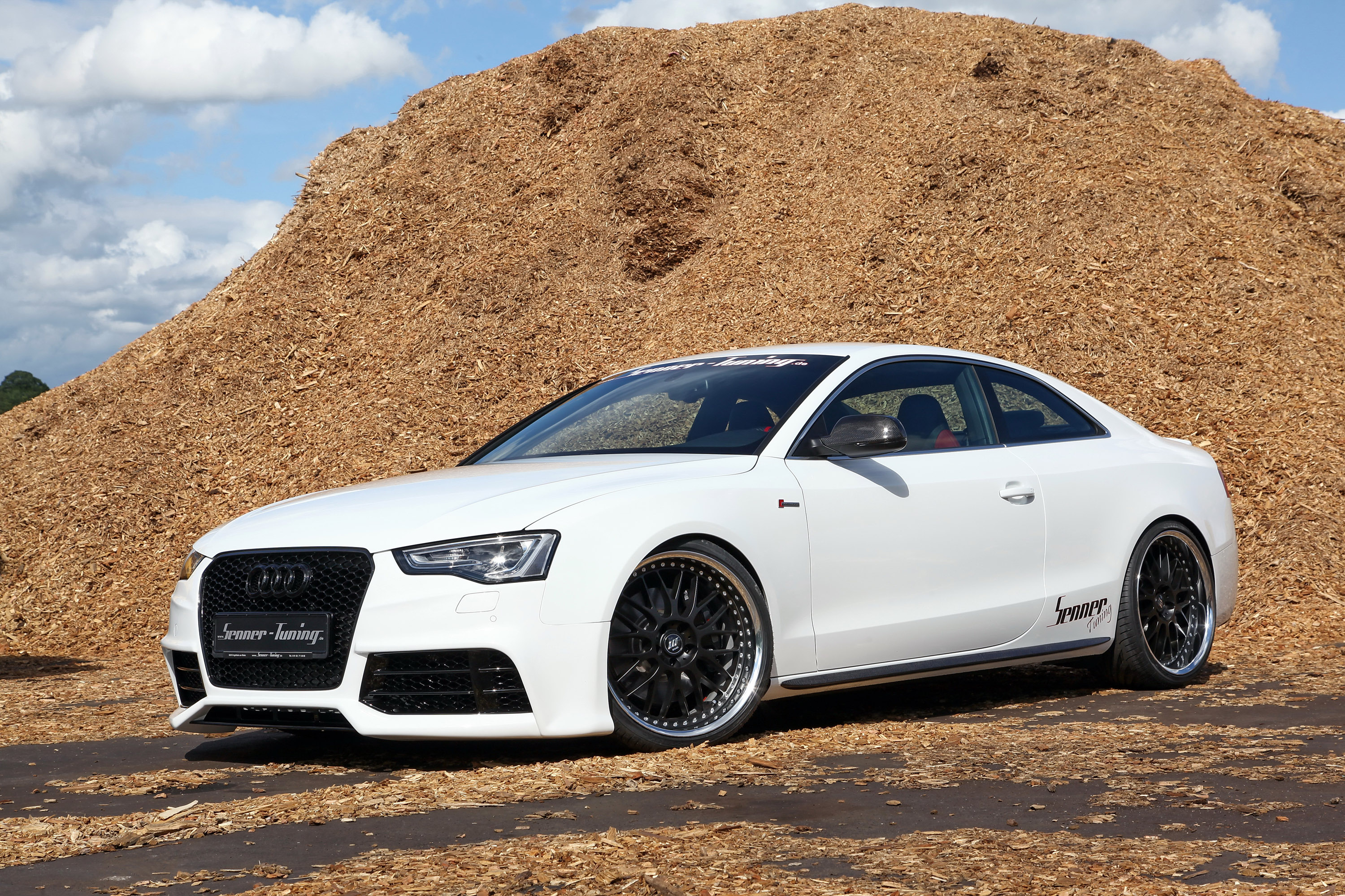 Audi a5 coupe white for sale 14