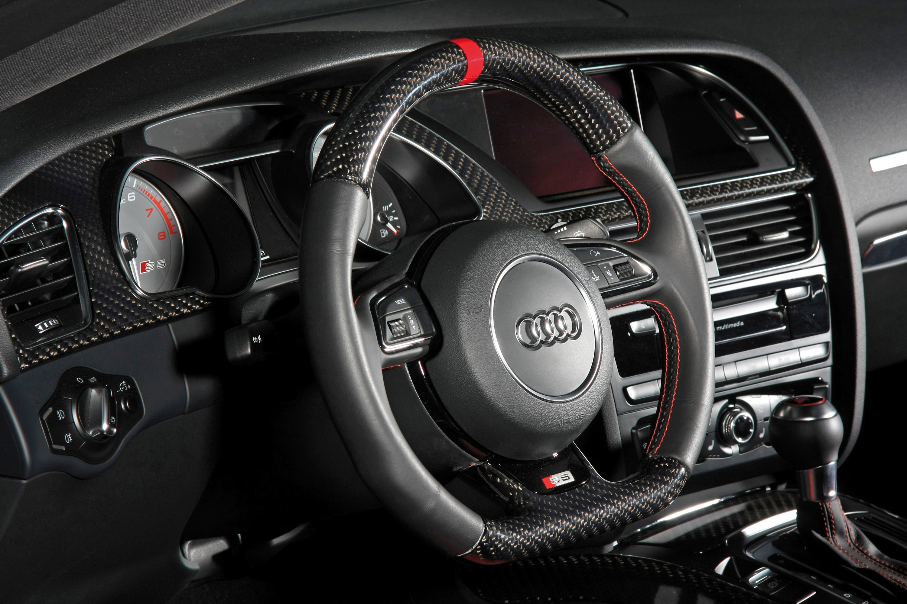 Senner Tuning Adds More Carbon To The Audi S5 Coupe