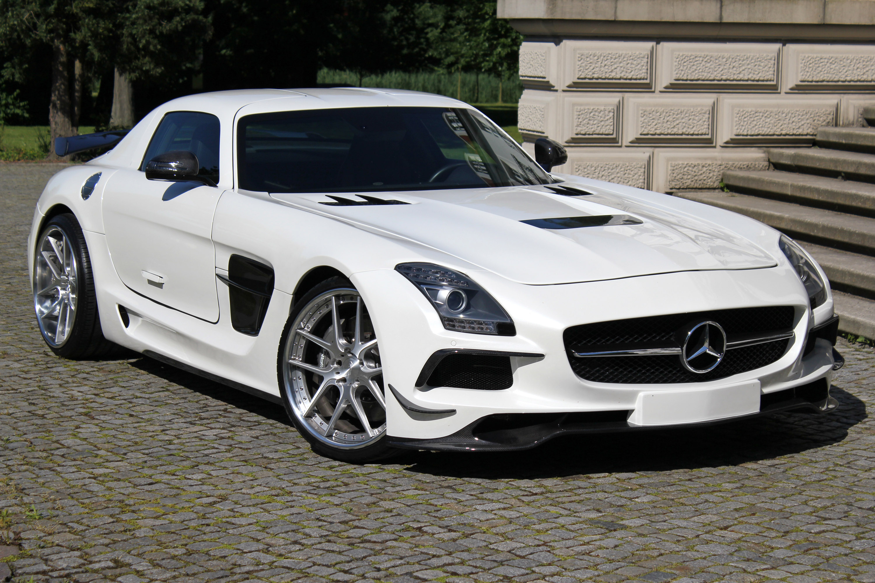 Sga aerodynamics mercedes benz sls amg black series for Mercedes benz mercedes benz mercedes benz