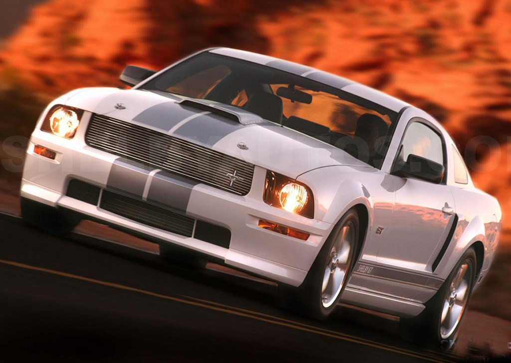 Shelby Gt H >> 2007 Ford Mustang Shelby GT
