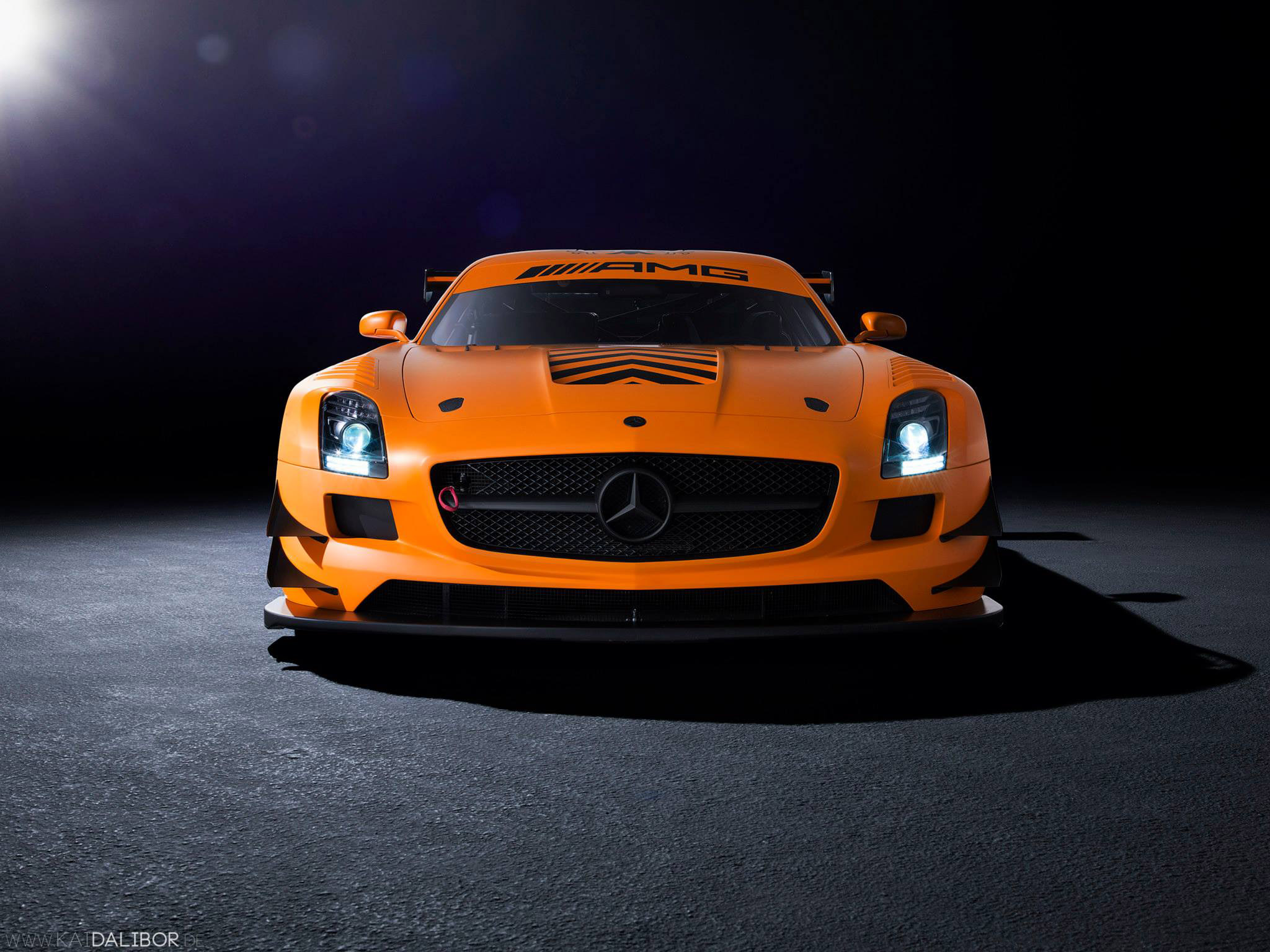 Mercedes Benz Sls Amg Review >> Sievers Tuning Mercedes-Benz SLS AMG GT3 45th Anniversary ...