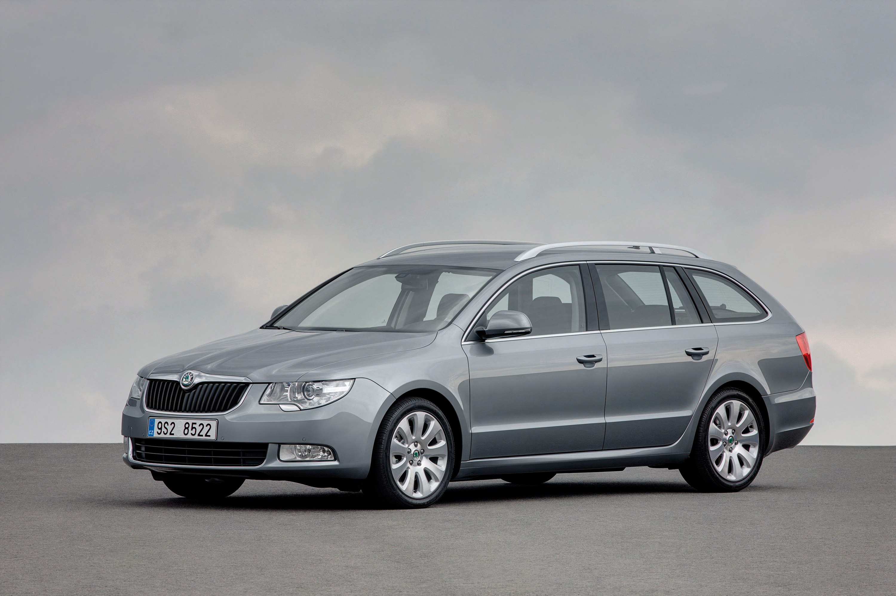 Skoda Superb Combi Picture 26985