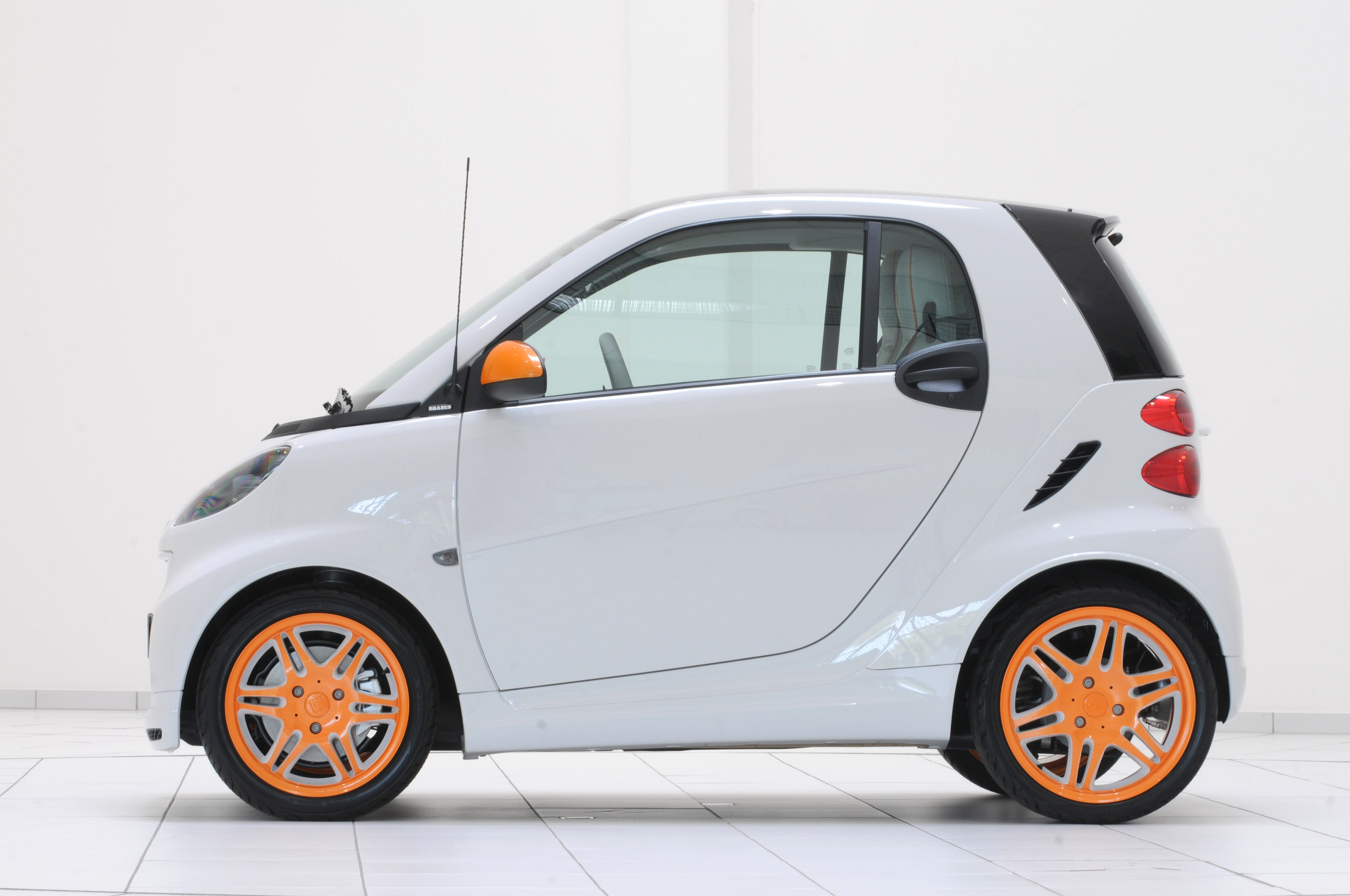 Smart Brabus Tailor Made Unique And Smart