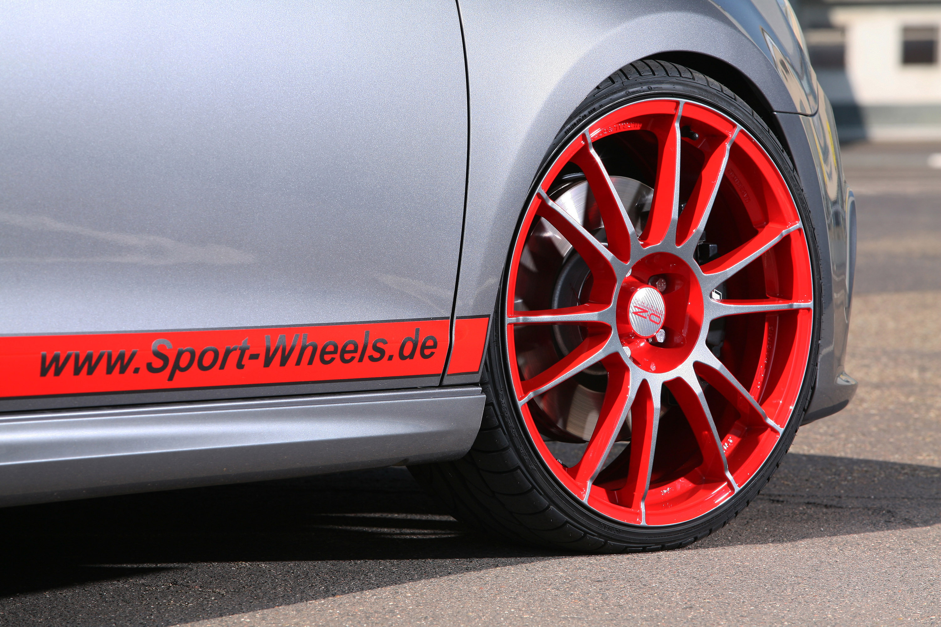 Sport Wheels Vw Golf Vi R Picture 39357