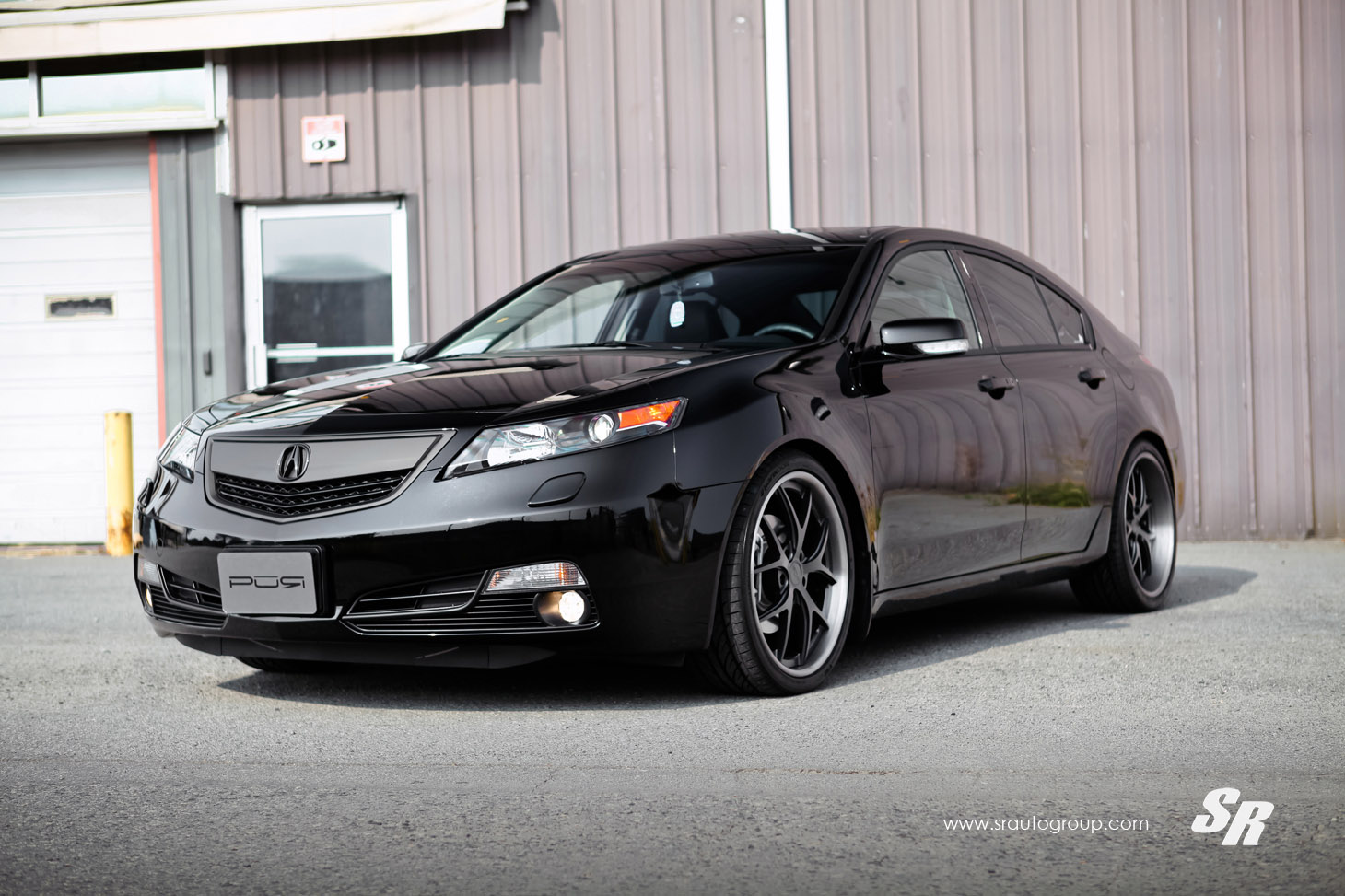 Sr Auto Come Up With An Acura Tl