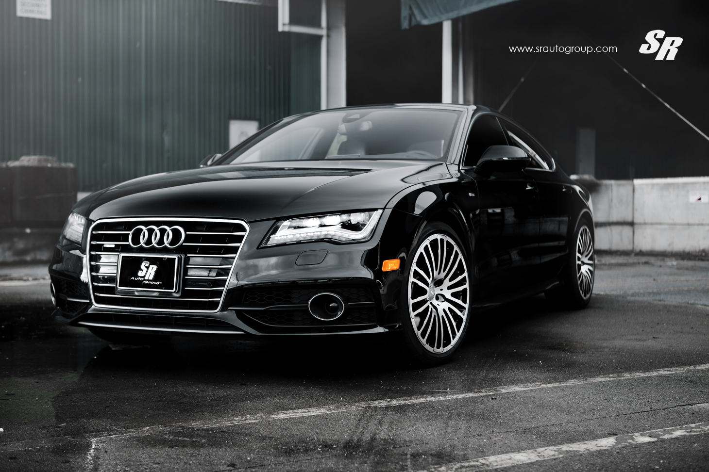 Auto Racing Shoes >> Matured and Poised: SR Auto Audi A7