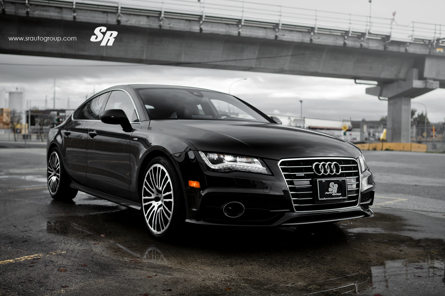 Audi A7 2014 Black Matured and Poised: SR...