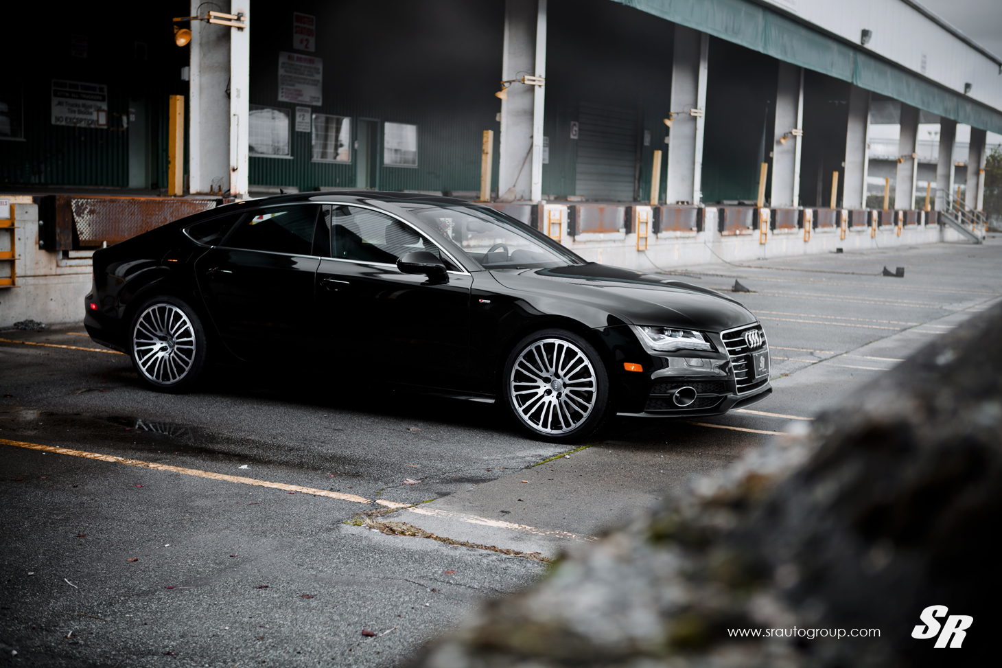 Matured and Poised: SR Auto Audi A7