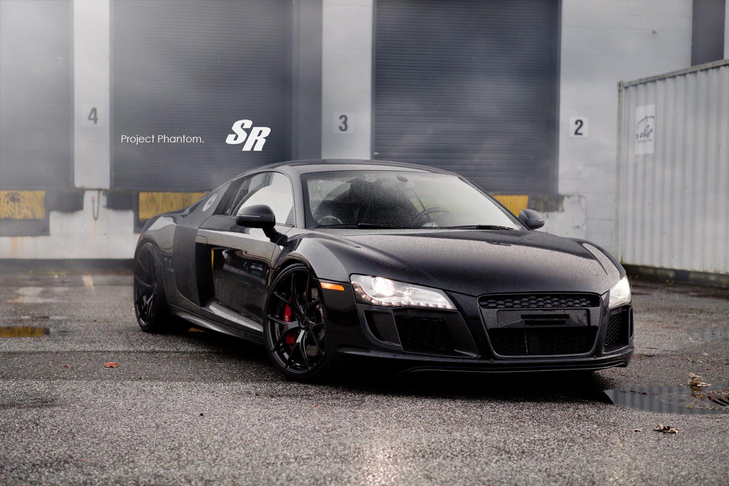 Favori Project Phantom: SR Auto Audi R8 GP33