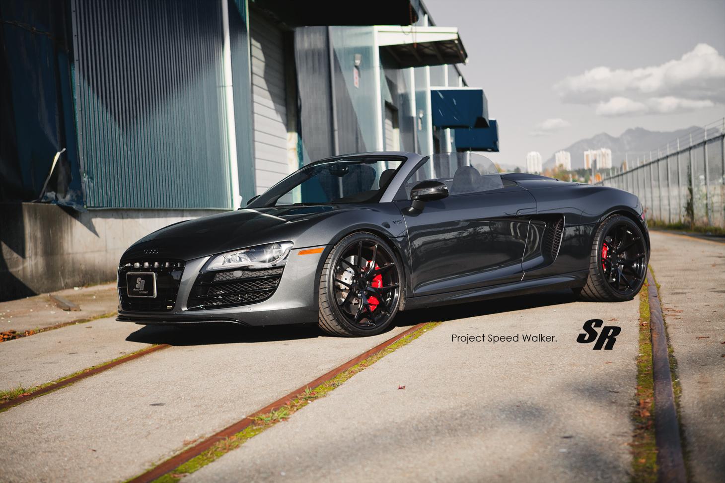 Audi R8 For Sale >> Project Speed Walker: SR Auto Audi R8 Spyder