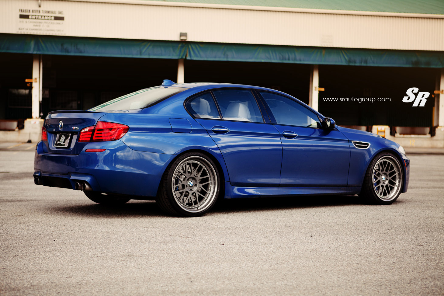 Sr Auto Enhances Bmw F10 M5