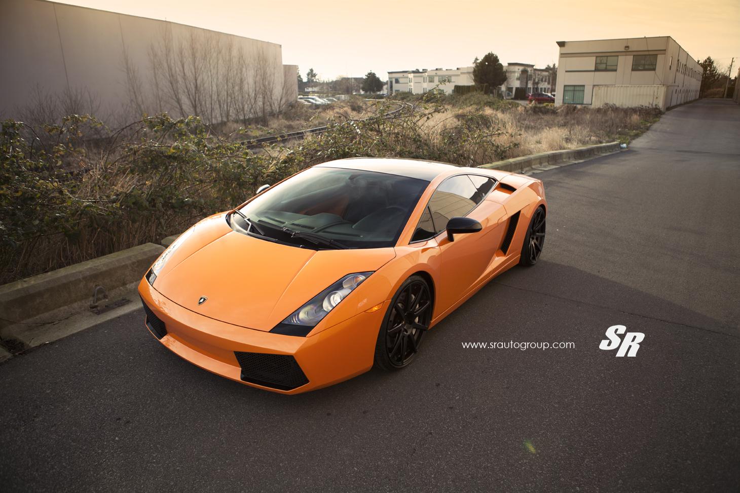 ... SR Auto Lamborghini Gallardo PUR 3HREE, ...