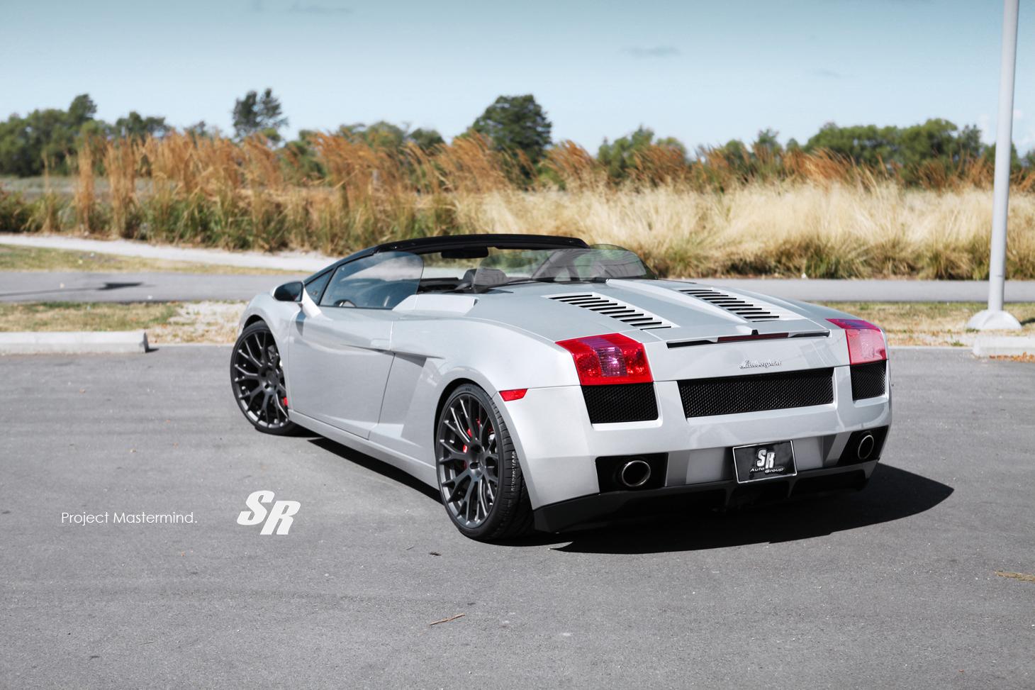 Sr Auto Lamborghini Gallardo Spyder Project Mastermind Picture 74250