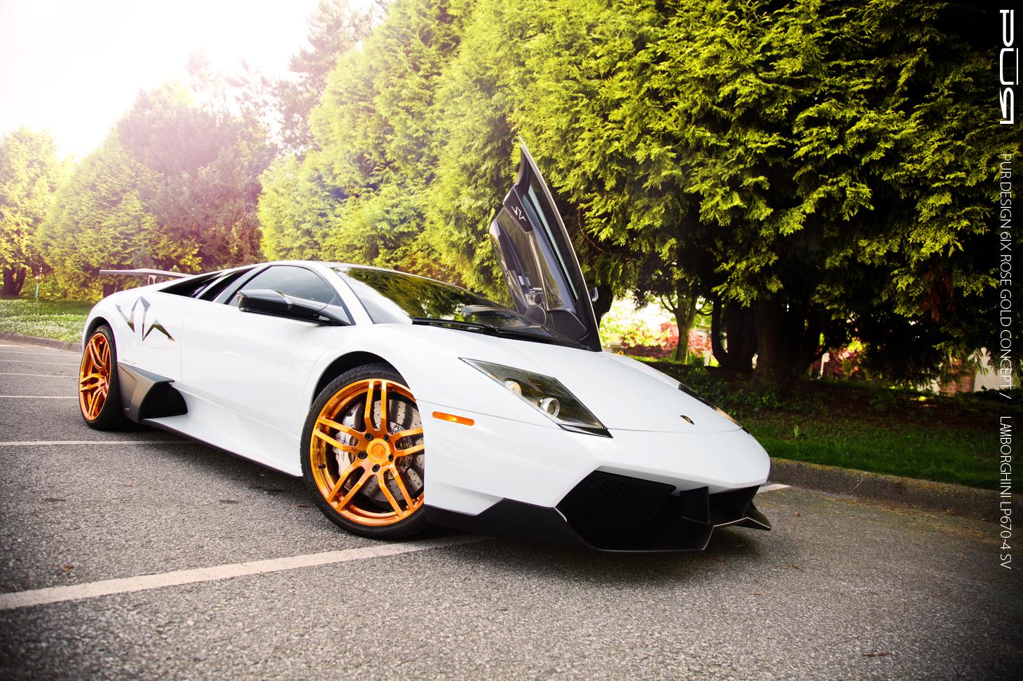 The Golden Renaissance Project Sr Auto Lamborghini