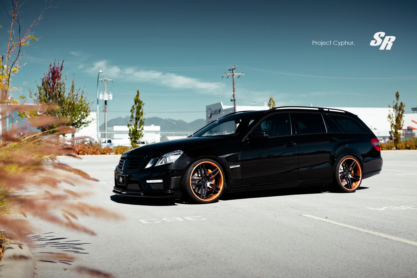 E63 Amg Wagon >> SR Auto Mercedes-Benz E63 AMG - Project Cyphur