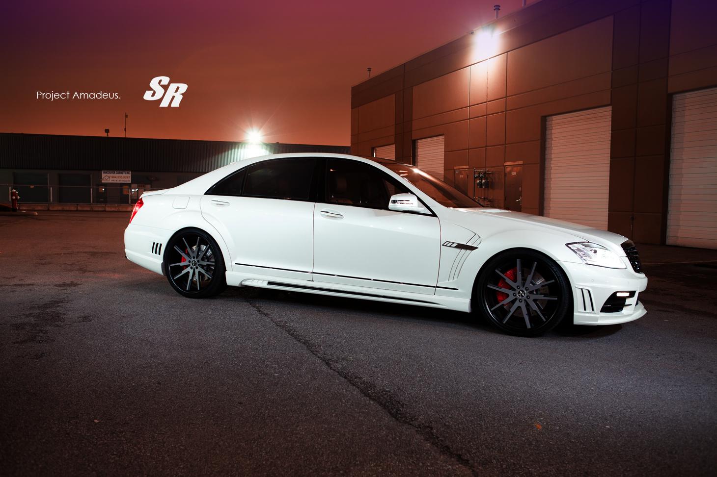 Projcet Amadeus Sr Auto Mercedes Benz S63 Amg