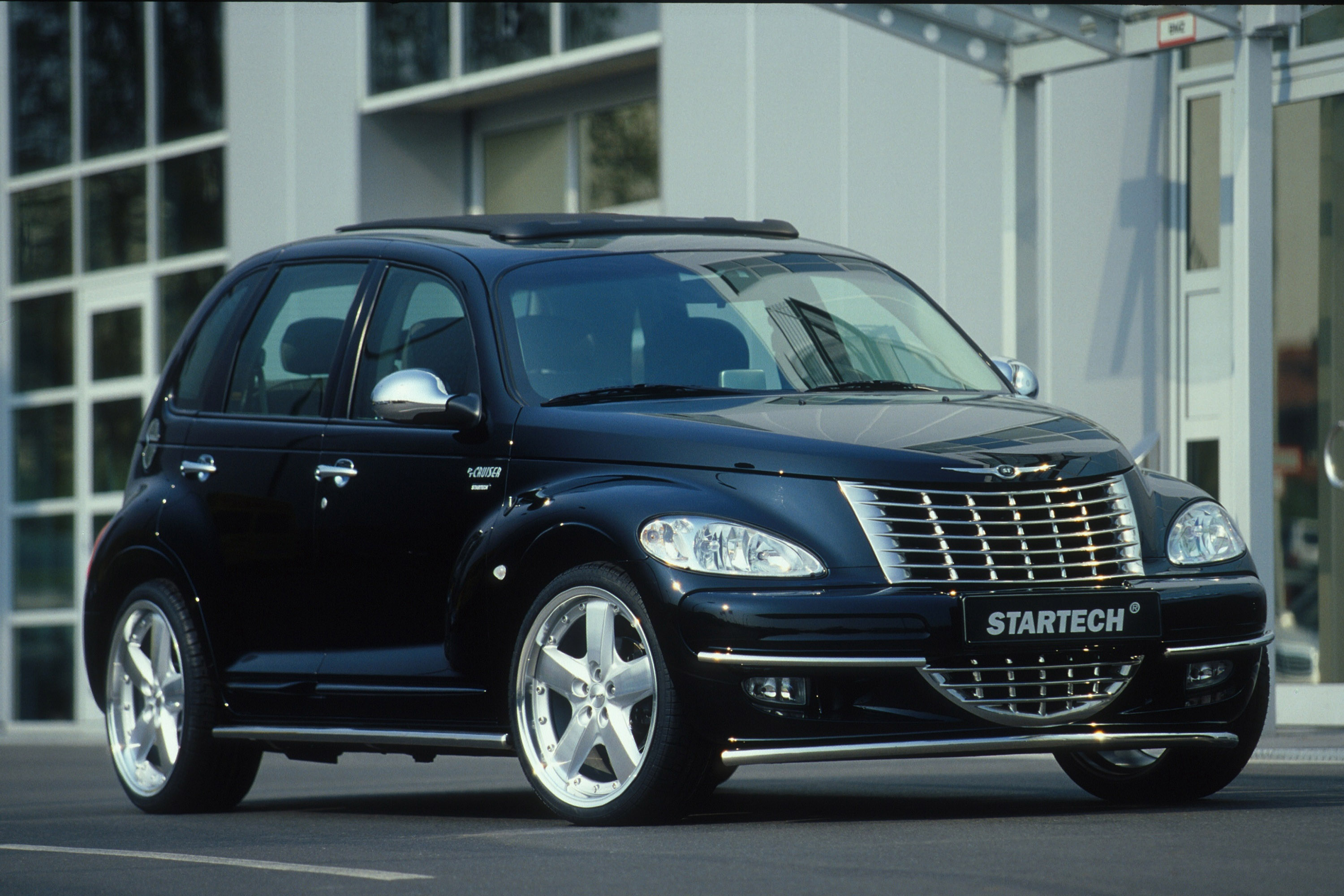 startech chrysler pt cruiser picture 34150. Black Bedroom Furniture Sets. Home Design Ideas