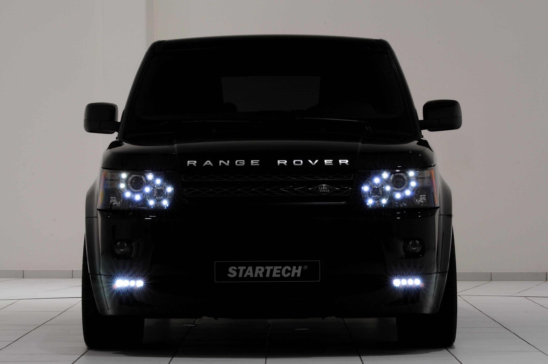 Range Rover Evoque Dimensions >> STARTECH to showcase refined 2010 Range Rover at Essen ...