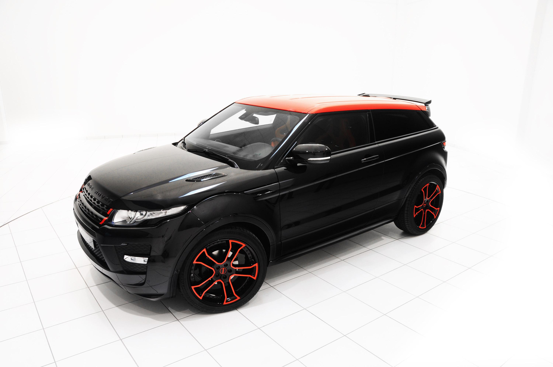 startech range rover evoque 3 door. Black Bedroom Furniture Sets. Home Design Ideas
