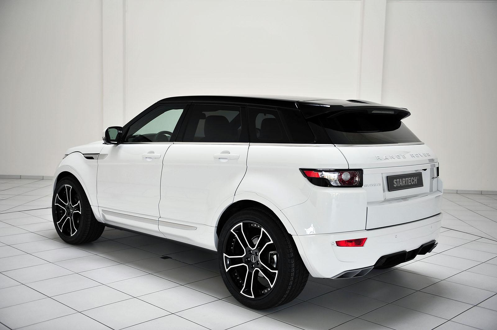 Startech Range Rover Evoque - Picture 60491