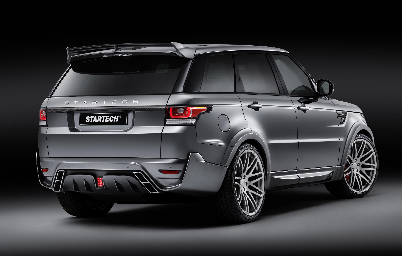 Car Radiator Cost >> Startech Range Rover Sport Widebody