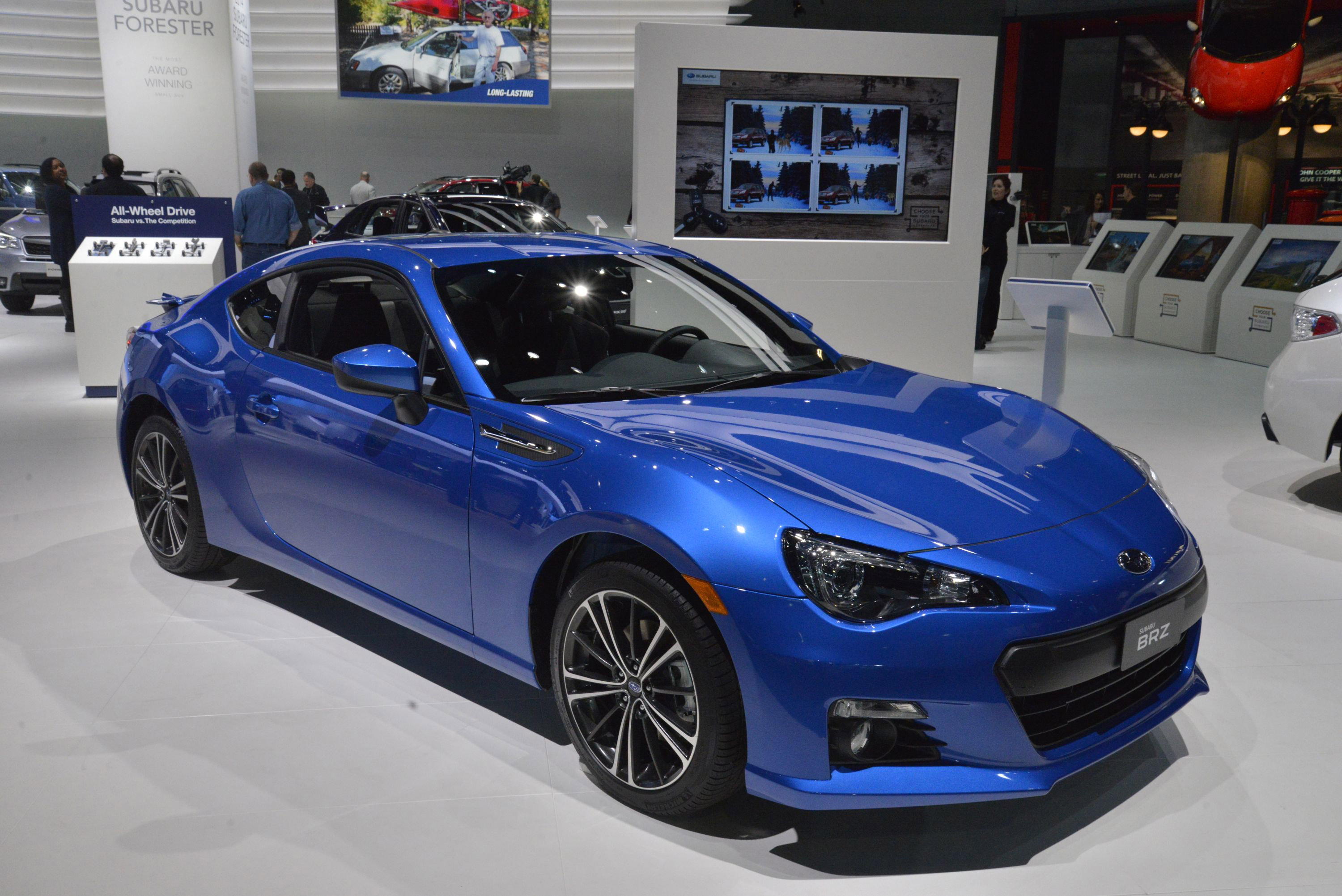 Subaru BRZ Los Angeles 2012 - Picture 78247