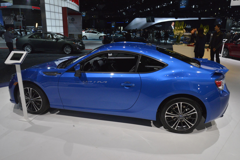 2012 Subaru BRZ Review