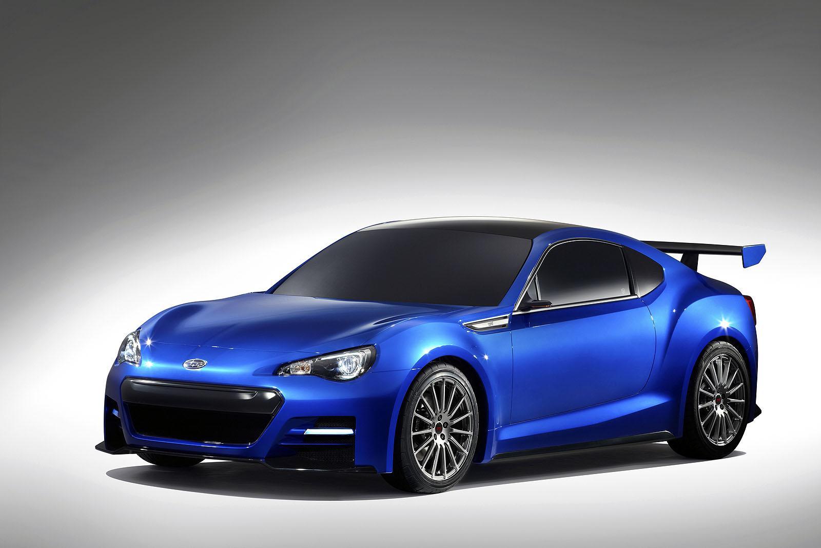 Subaru BRZ tS Limited Edition