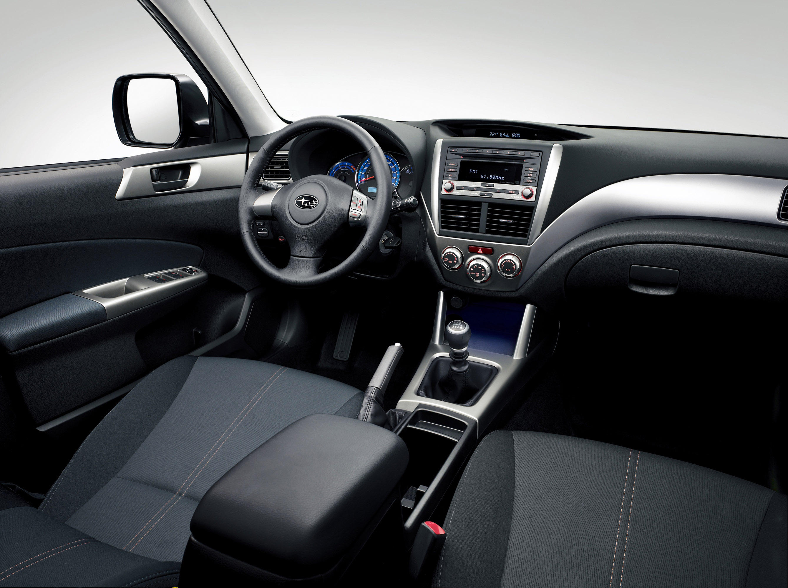 Subaru Forester Wins Motorweek Drivers Choice Award For