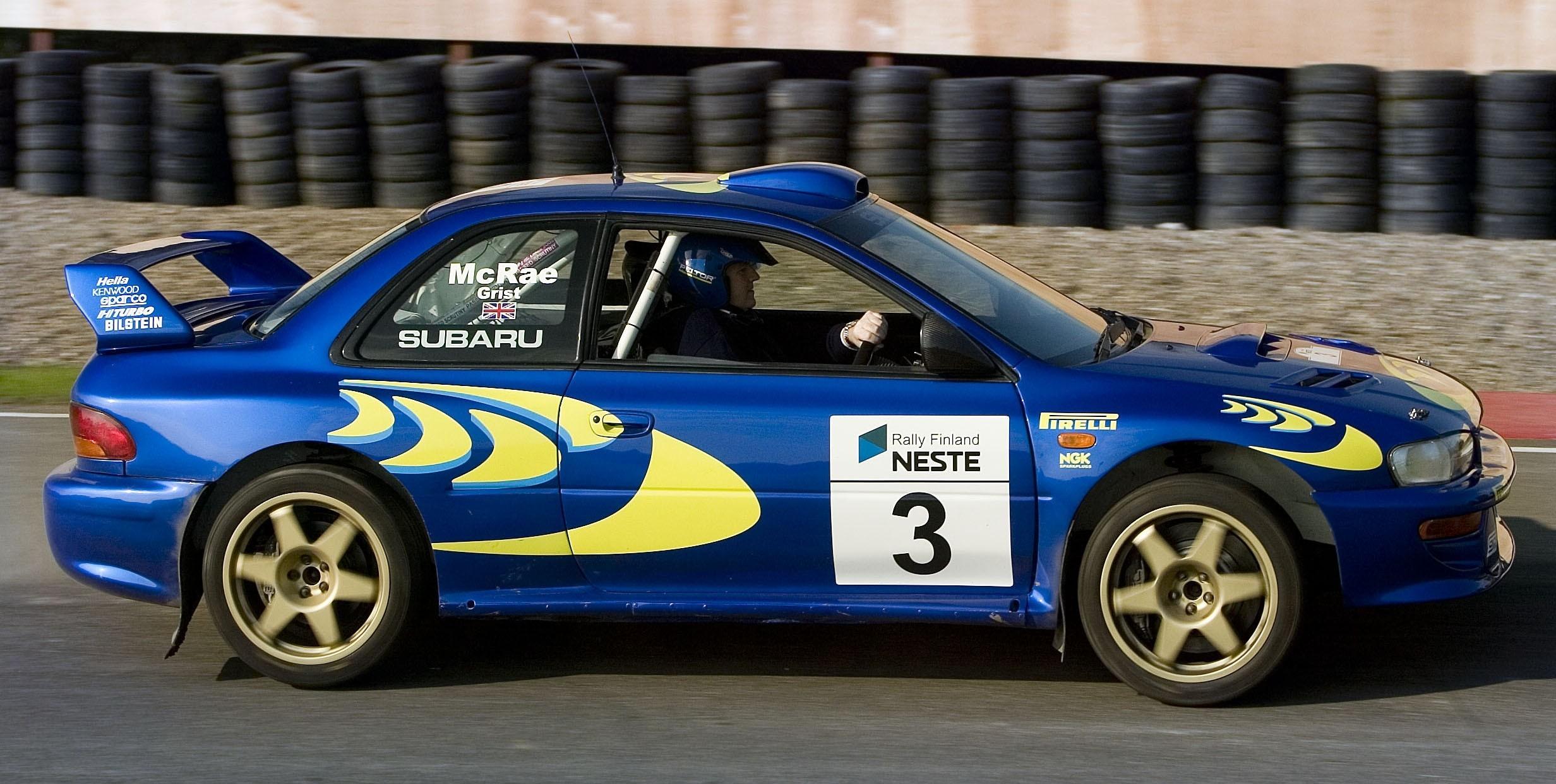 Subaru Impreza Wrc on 1997 Dodge Concept