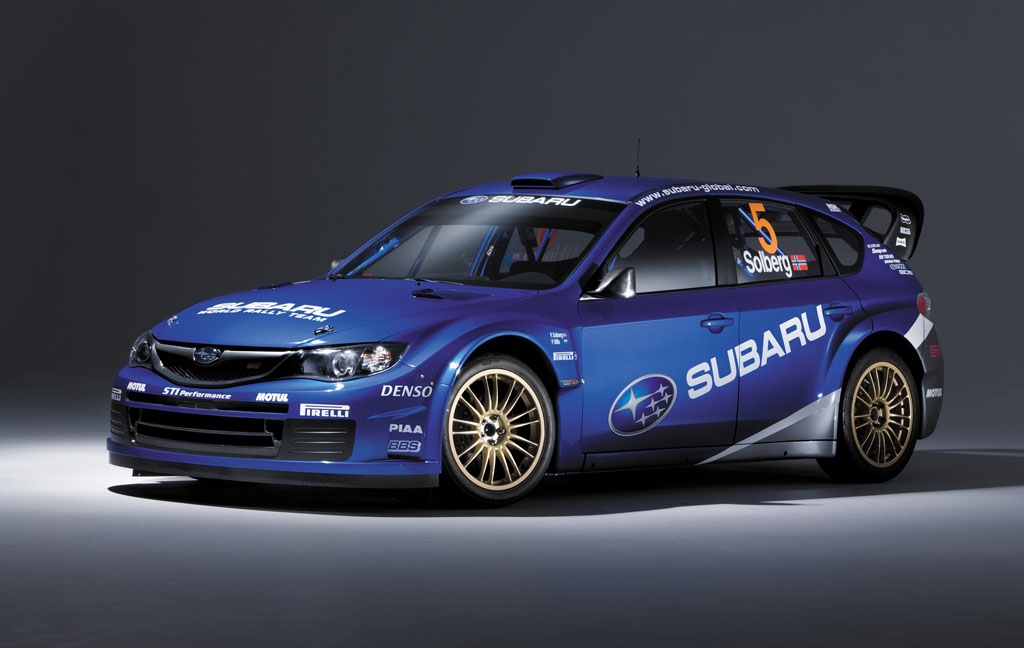 latest world rally car subaru impreza wrc 2008 set to. Black Bedroom Furniture Sets. Home Design Ideas