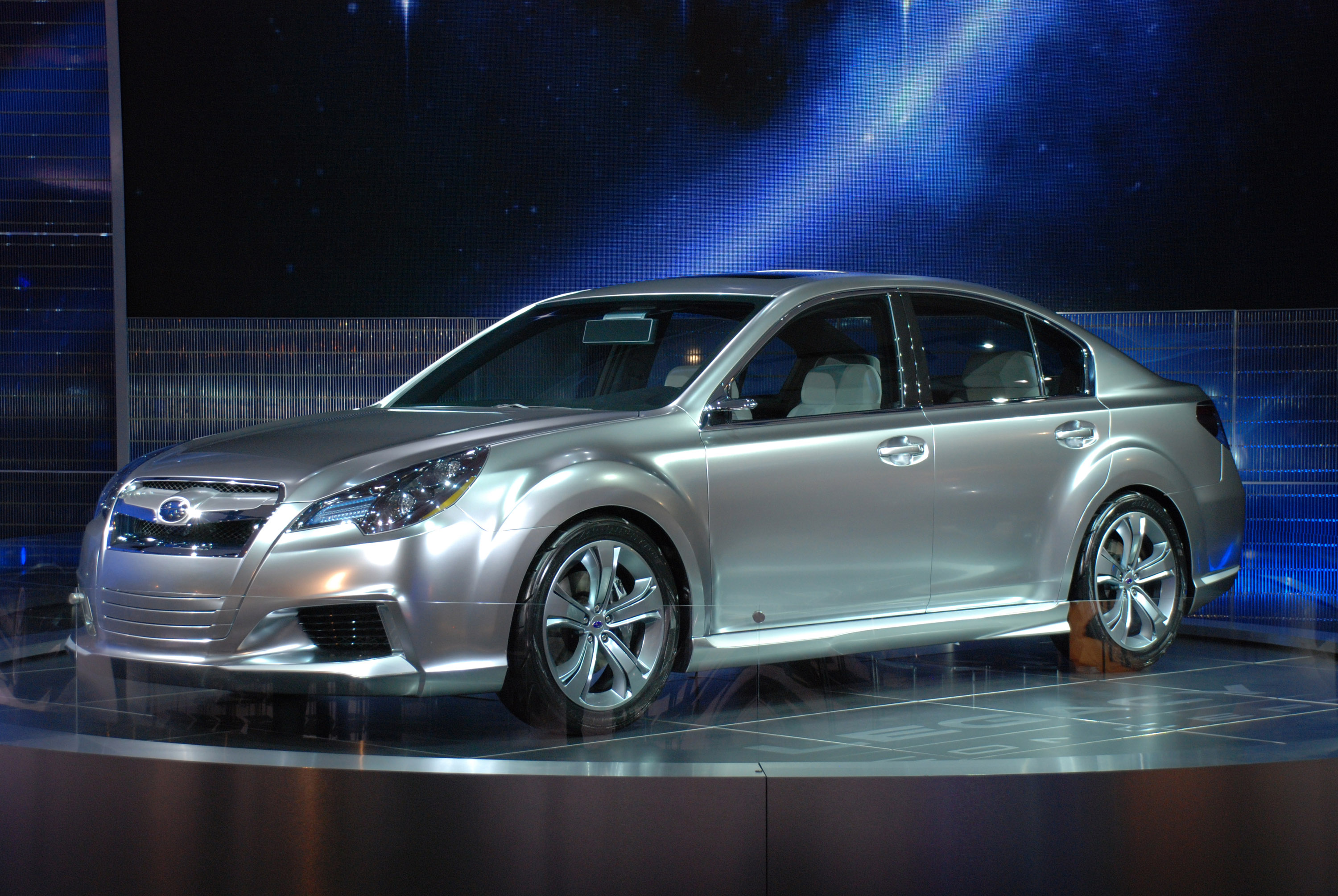 Subaru legacy concept subaru legacy concept 21 of 21 vanachro Image collections