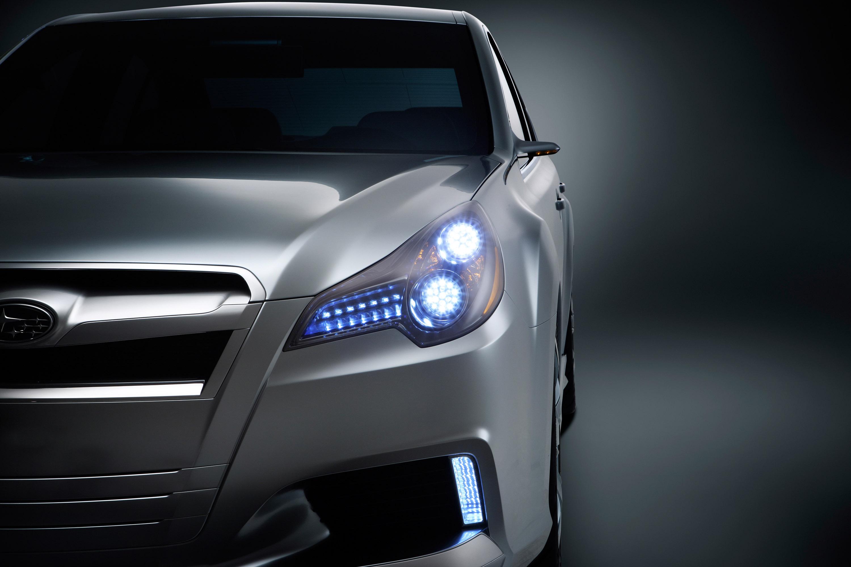 Subaru legacy concept 2009 hd pictures automobilesreview subaru legacy concept vanachro Image collections