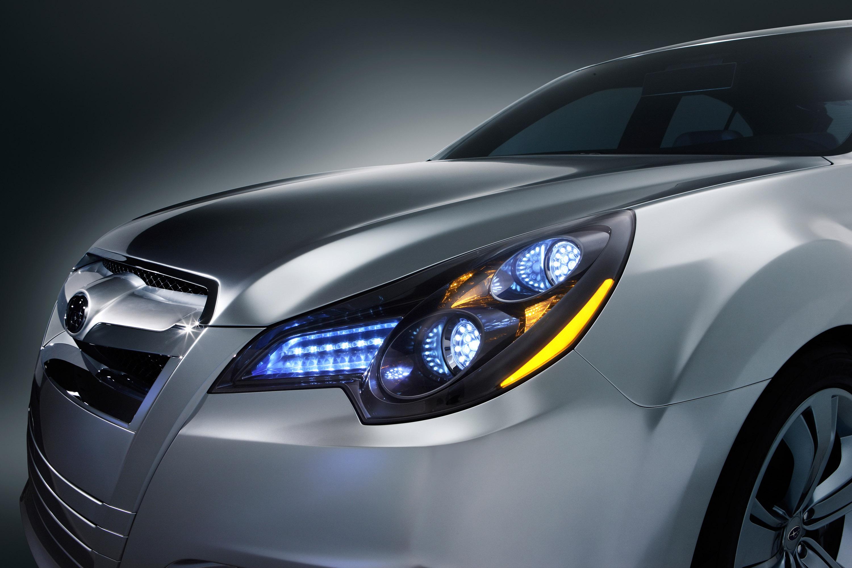 Subaru Legacy Concept Picture 12059