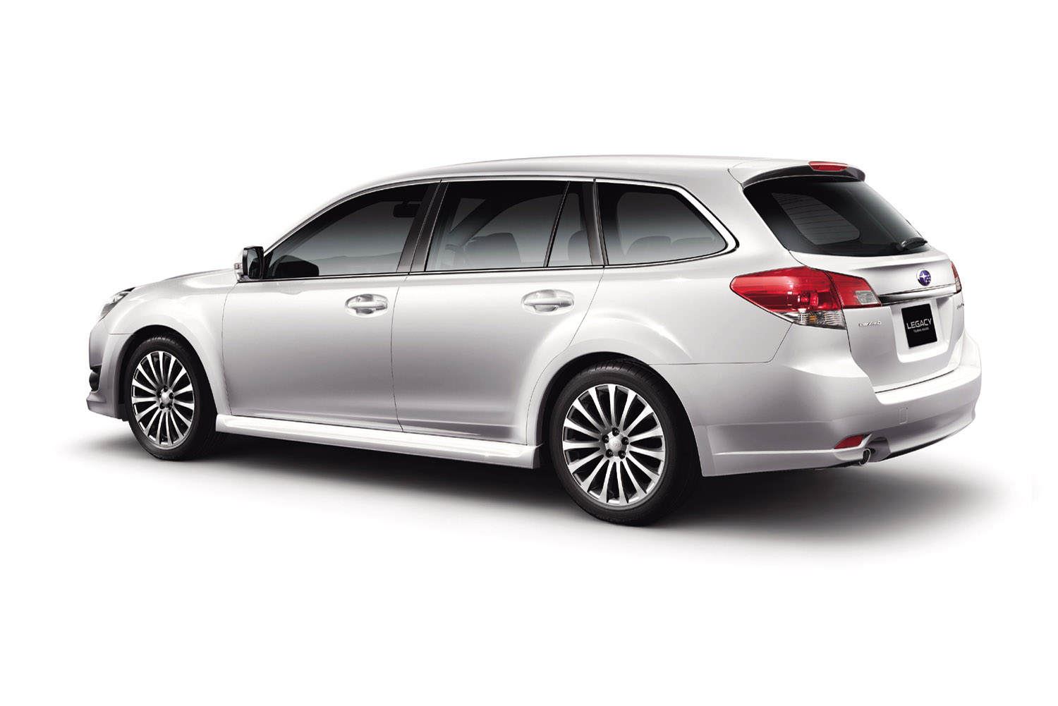 Subaru Legacy Touring Wagon B4 And Outback All Fully