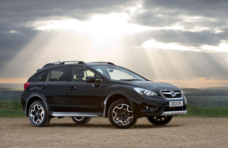 Subaru Launches Xv Black Limited Edition Model
