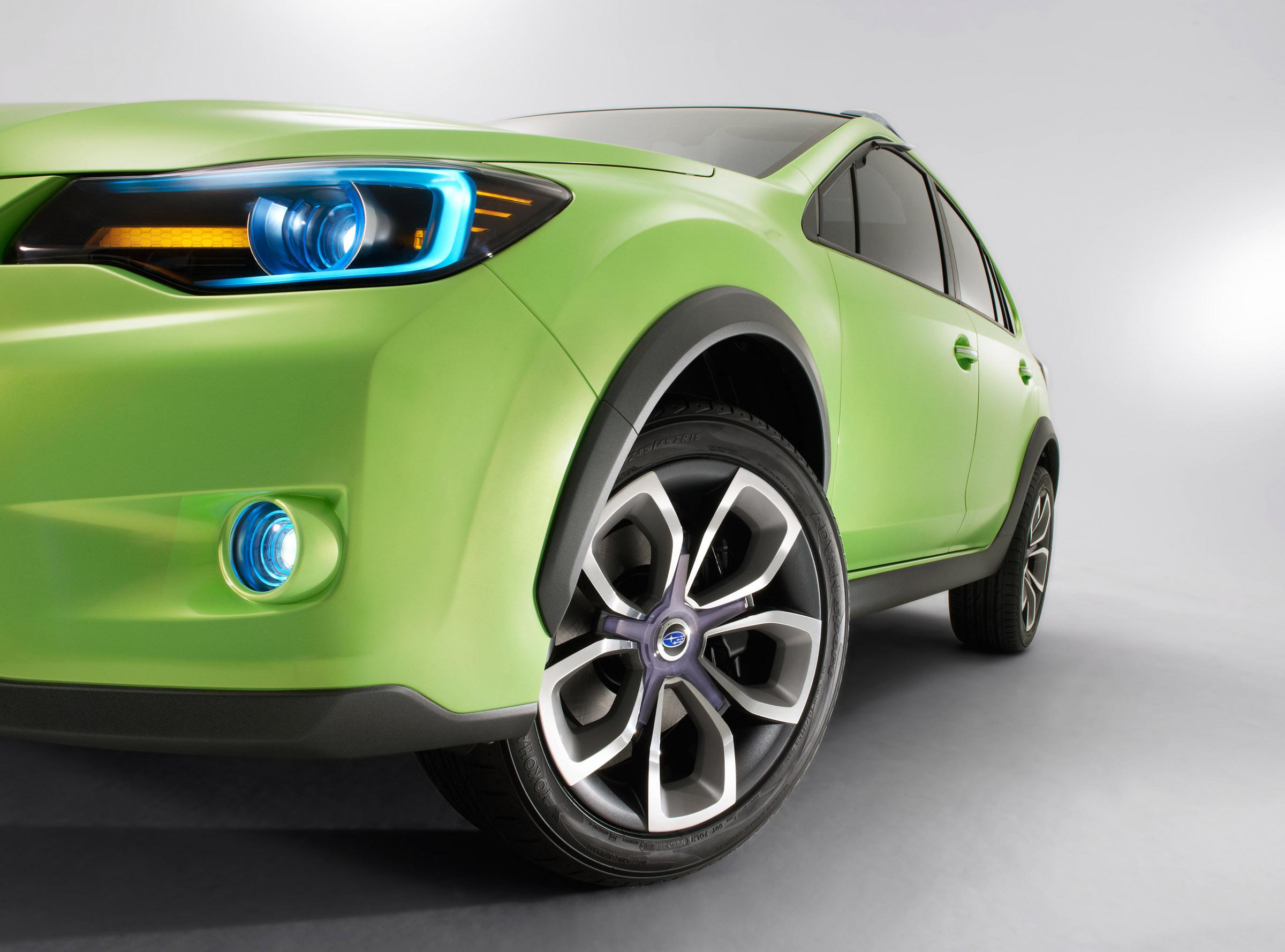 Subaru XV Concept - Picture 53092