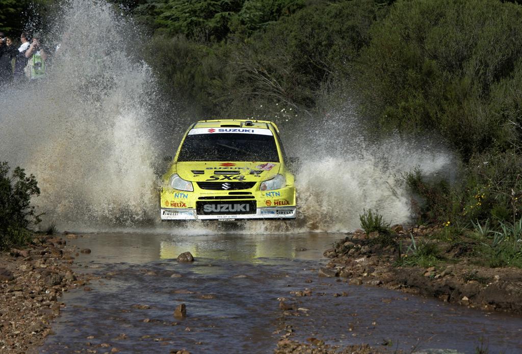 Andersson Underlines Suzuki SX4 WRC's Reliability