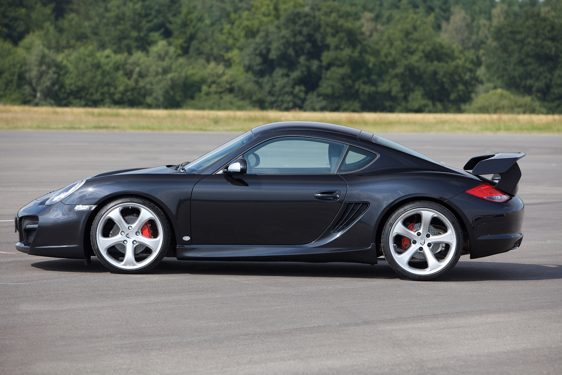 New Techart Program For Porsche Boxster Cayman