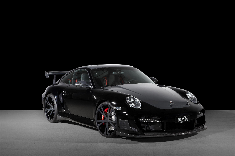 Techart Gtstreet R Based On Porsche 911 Turbo